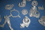 Die casting parts mold