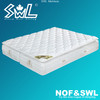 3  Folding 1 Pillow Top Natural Latex Mattress with Pocket Spring