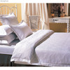 Hotel Linens, bed linen, jacquard bedding