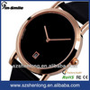 2013 japan movt quartz watch stainless steel back,stainless steel watch