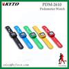 USB 3D pedometer watch PDM-2610