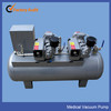 Medical Rotary-Vane Type Vacuum Pumps Station System