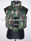 Soft kevlar bullet proof vest(LTOM041)