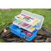 plastic storage tool box/medicine case/hand tool box