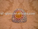 handcraft mosaic glass lamp cover lampshade glass lamp shade