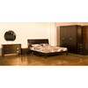Melamine Home Furniture,Panel Bedroom Set,MDF Bed and Wardrobe,Nightstand,Dresser with Mirror,Amorie,Chest,Good Price
