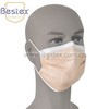 4-PLY REPELDISPOSABLE FACE MASK WITH SHIELD