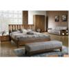 2014 latest solid wood bedroom furniture designs(6101#)