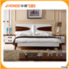 wooden bed sets with modern new design