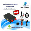 Vehicle Car GSM SMS GPRS GPS Tracker 007B Real-time tracking Device Alarm System