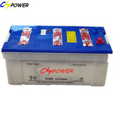 N200 Long Life Dry Charged Car Battery with RoHS/CE/ISO