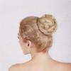 hair bun chignon clip on hair