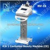 NV-I3 4 In 1 Cavitation RF with Vacuum & Photon Beauty machine CE