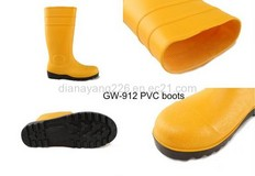CE EN20345 R Anti-smashing Steel Toe Safety