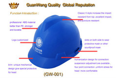 CE EN397Safet Helmet, Construction Helmet,Hard Hat