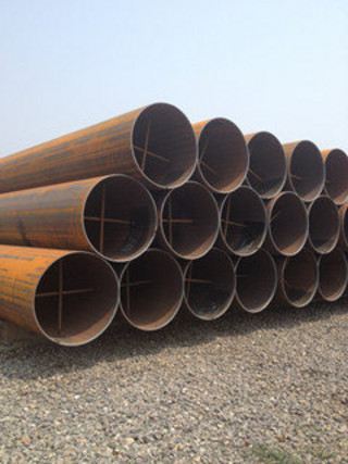 API 5L ASME Sandard High Quality LSAW Steel Pipe