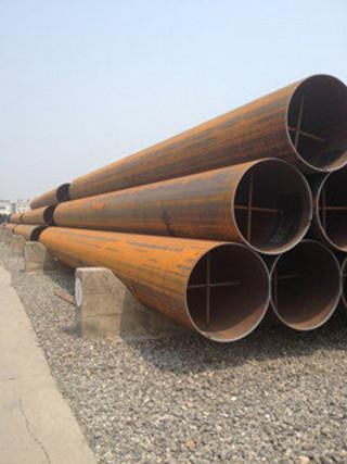 Api 5l ASME Standard PSL1/PSL2 LSAW Steel Pipe