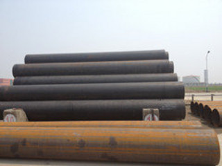 Black Steel LSAW Steel Pipe