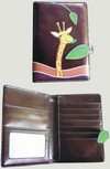 Lady Fashionable Passport Holder(HW-045),Purse ,China