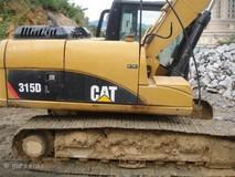 315DL Used Caterpillar Excavator