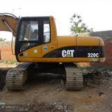 320C Used Caterpillar Hydraulic Excavator for Sale