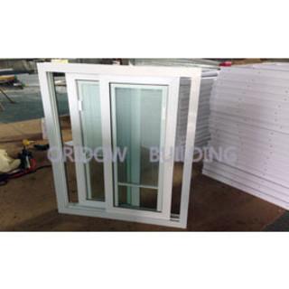 pvc sliding window with blind