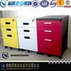 Commercial furniture mobile pedestal steel drawer cabinet