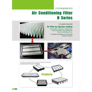 Air Filter Manufacturing Process - Injection Molding