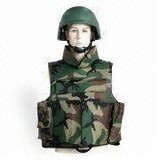 Bullet-Proof Jacket , Constructed To NIJ 0101.06 Standard