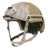 Ballistic Helmet, FAST Style, Constructed To NIJ Standard.