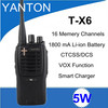 T-X6 5W Vhf  Vox Functin Uhf Transceivers