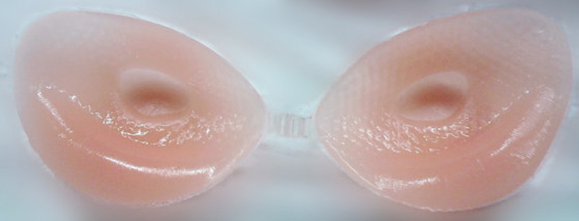 Push Up Strapless Invisible Silicone Bra