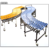 Flexible Expandable Skate Wheel Conveyor