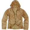 10D Transparent Nylon Outdoor Jacket 2-Color Effect