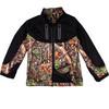 Camouflage Softshell Jacket, Hunting Jacket