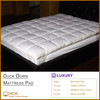Down Mattress Pad/Protector for Luxury Hotels