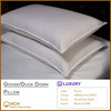 Luxury Goose Down Duck Down Pillow for Hotels/SPA/Clubs