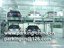 Underground Hydraulic PSH Parking System