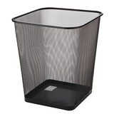 Mesh Round Waste BIn,Office Trash Bin