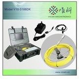 Pipeline Inspection Camera with 10' HD LED Monitor