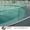 Curved Glass Balustrade