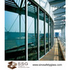 Hot Bent Glass Curtain Wall