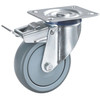 medical trolley casters,hospital trolley casters