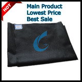 PP Industrial Non woven Fabric Of Black Color