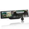 rearview mirror gps navigation with dvr