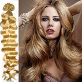 Human Hair U Tips Remy Human Hair Natural Hair Extensions