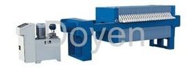 Programmed Auto High Pressure Membrane Filter Press