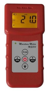 Textile Moisture Meter Glass Moisture Meter MS310