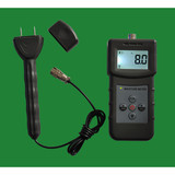 Pin type and inductive moisture meter 2 in 1 MS360