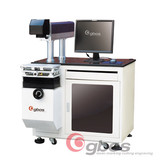 Dp-h50l Metal Laser Marking Machine